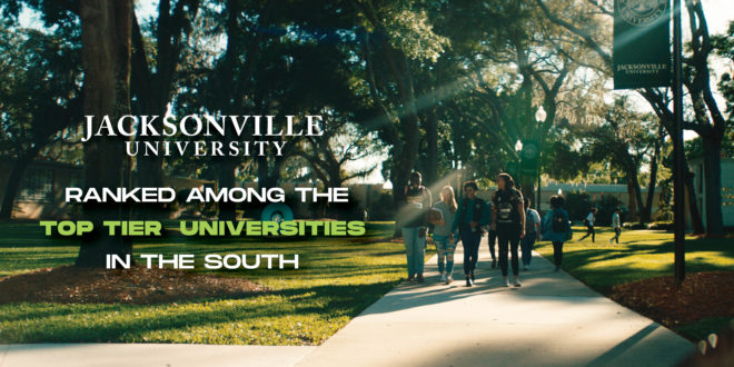 Home | Jacksonville University in Jacksonville, Fla