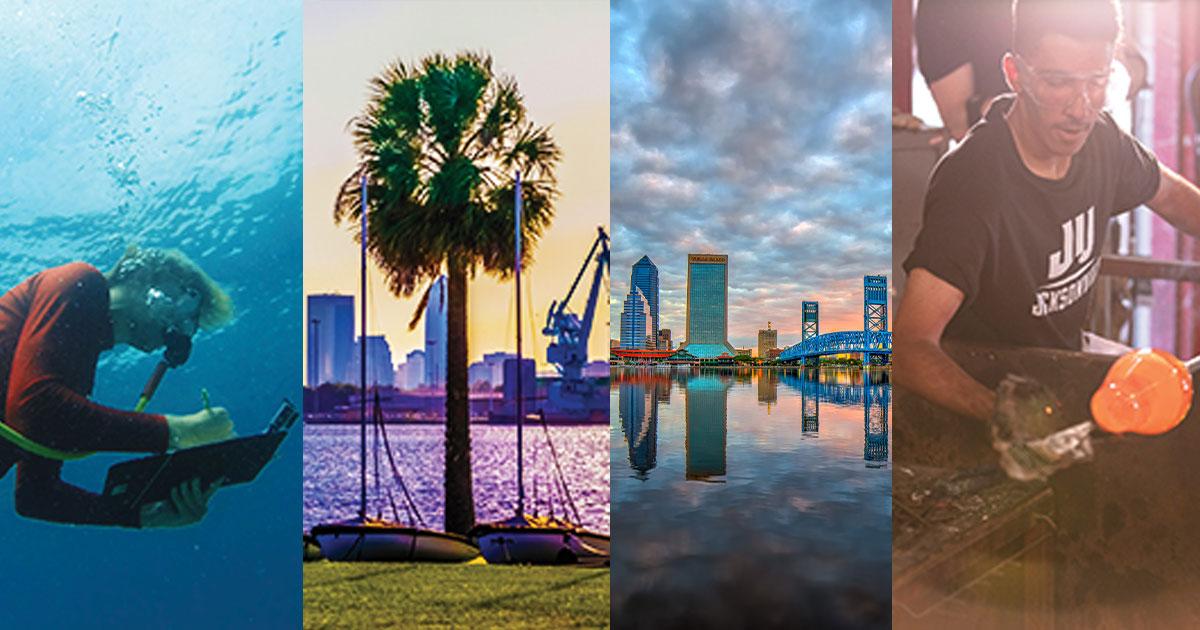 Current Students | Jacksonville University in Jacksonville, Fla.