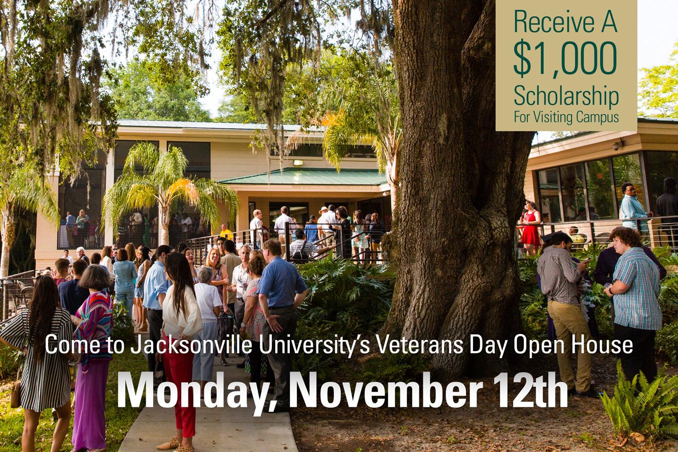 Home | Jacksonville University in Jacksonville, Fla.