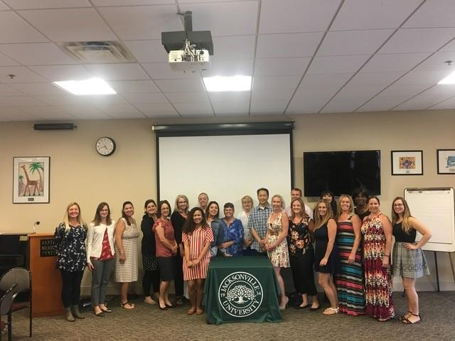 2017 Summer Graduating Cohort