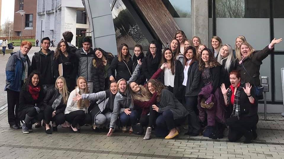BRCHS Ireland Study Abroad 2019