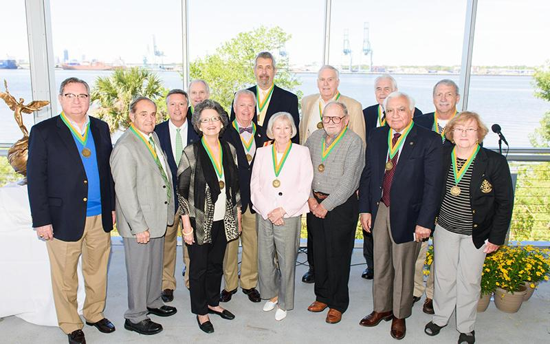 Green and Gold Guard 50th Reunion