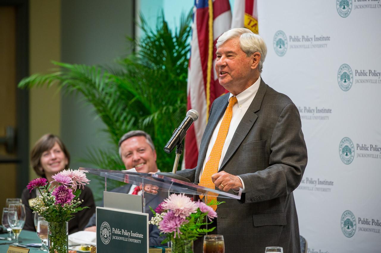 Former U.S. Senator Bob Graham