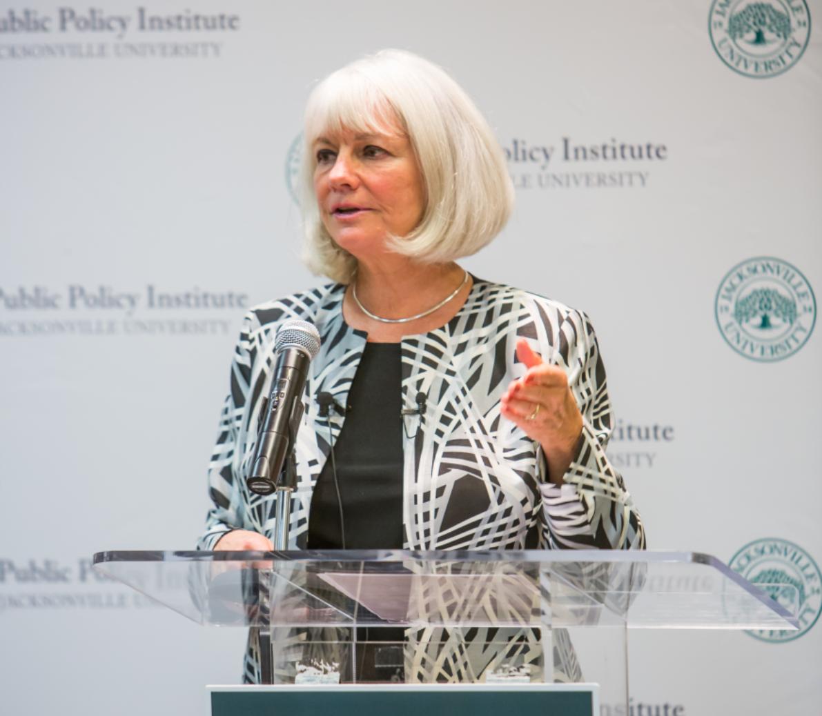 U.S. National War College Professor Dr. Janet Breslin-Smith