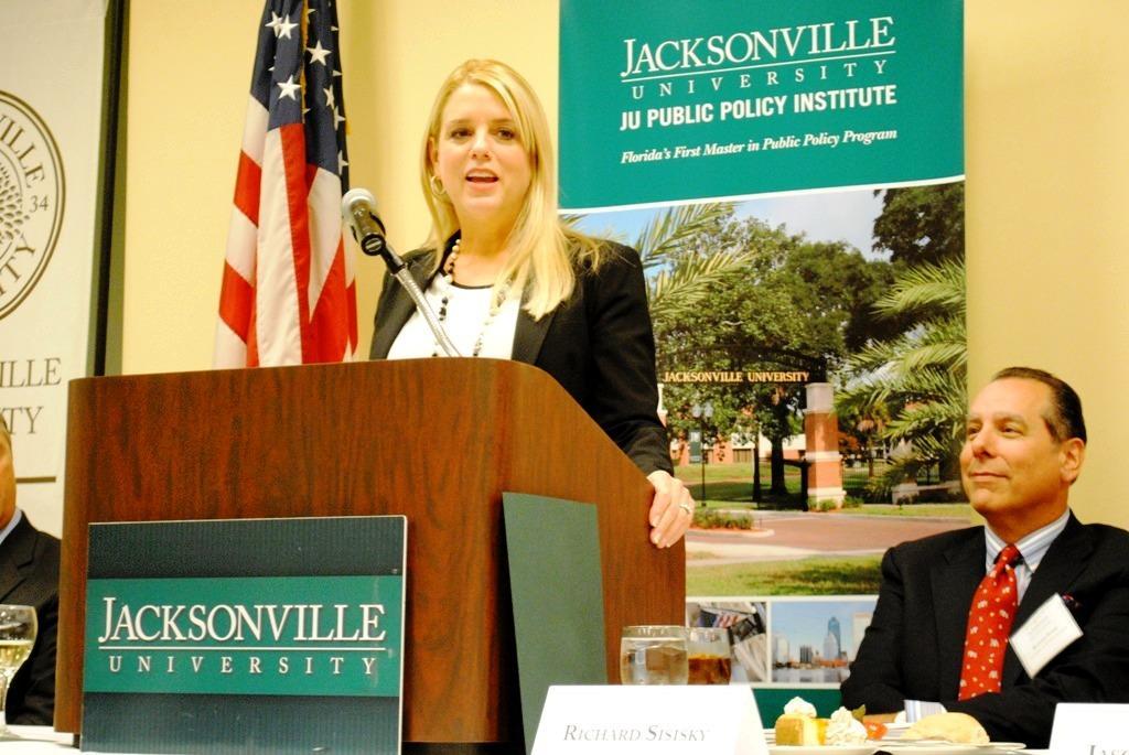 37th Florida Attorney General Pam Bondi