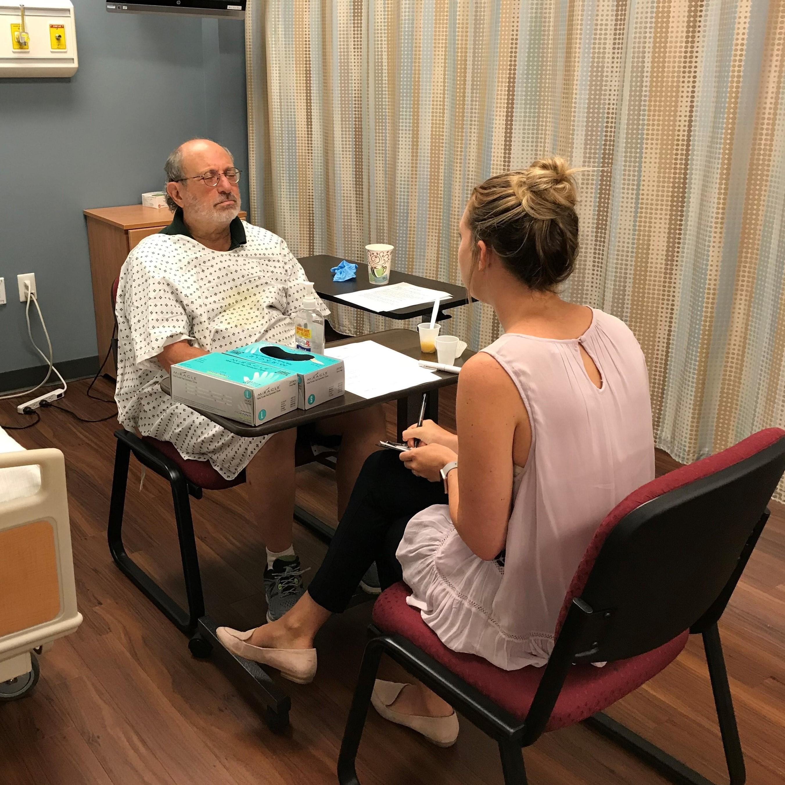 Dysphagia Assessment Lab