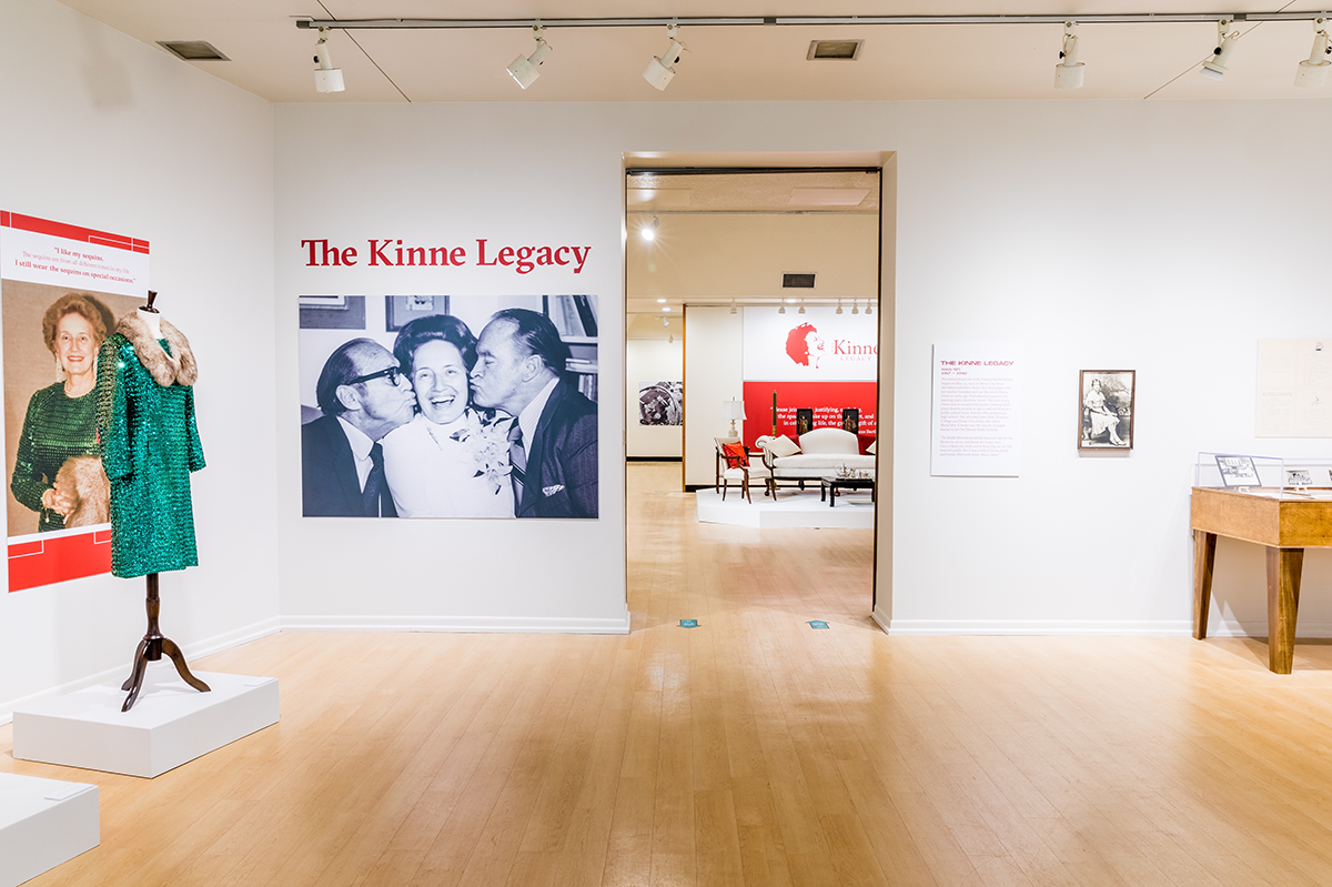 The Kinne Legacy Exhibition