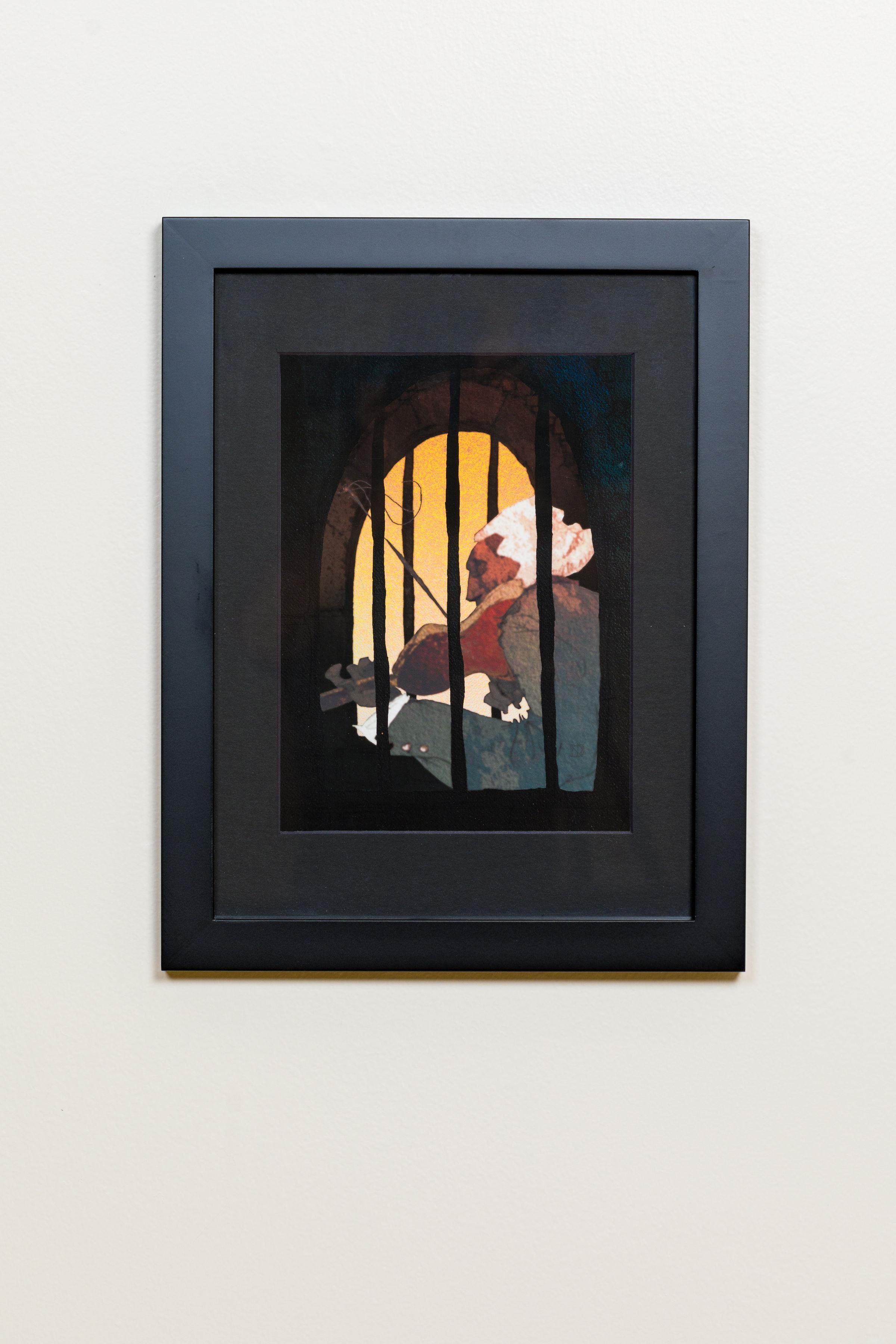 Le Chevalier Imprisoned - Nicholas McNally