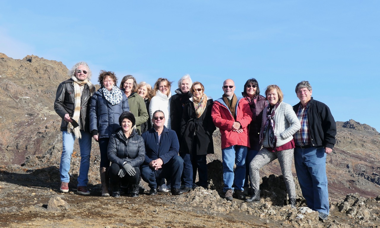 JU Group in Iceland, 2019