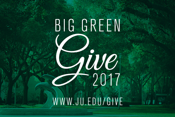 Big Green Give 2017: Click to participate