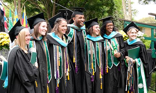 Commencement Jacksonville University In Jacksonville Fla