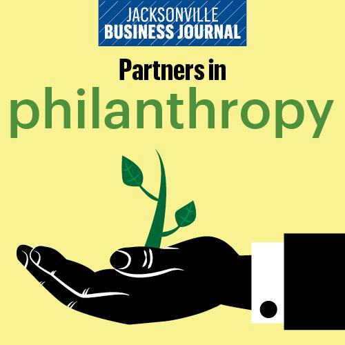 Jacksonville Business Journal Partners in Philanthropy