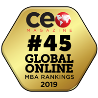 CEO Magazine: #45 Global Online MBA