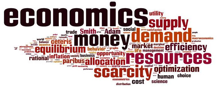 mcqs of economics