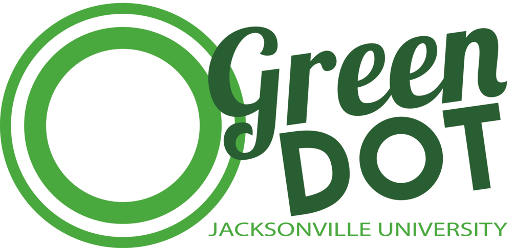 The Green Dot logo