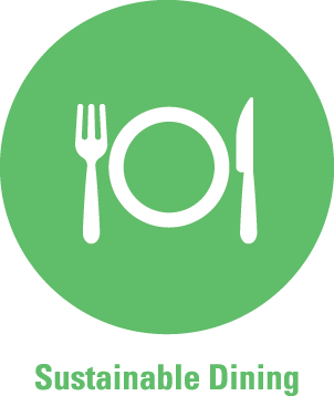 Icon: Sustainable Dining