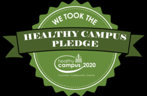 Healthy Campus Pledge Award