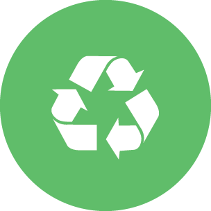 Icon: Single Stream Recycling