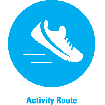 Icon: Activity Route