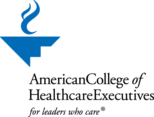 Logo: American College of Healthcare Executives, North Florida chapter