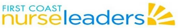 Logo: First Coast Nurse Leaders