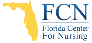 Logo: Florida Center for Nursing