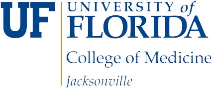Logo: University of Florida College of Medicine in Jacksonville