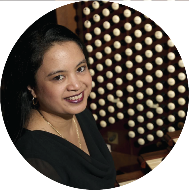 Jennifer Pascual '92, Director of Music at St. Patrick's Cathedral